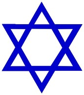 la estrella de David - el judaísmo