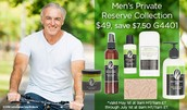Men's Private Reserve Gift Set