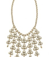 Above: The Dalia Bib Necklace. She's classy and amazing, just like you!