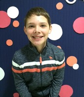 Caleb Sommers - 6th Grade