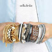 New additions to your Arm party!!