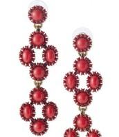 sardinia chandeliers - can be worn 3 ways