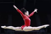 Help my child in competitive Gymnastics