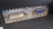 Motherboard component - DVI Port
