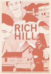 The latest update of the three rich hills boys