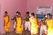 Cultural Talent Show at Odisha CCIs