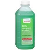 Green Rubbing Alcohol