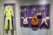 Jimi Hendrix Exibit