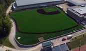 New Baseball Field Close to completion