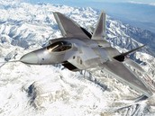Field Trip to see the F22 Jets