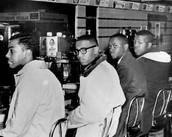 Sit-ins 1960