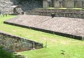 Mayan Death Ball Court