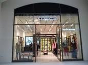 The DKNY Jeans in the Dubai Mall