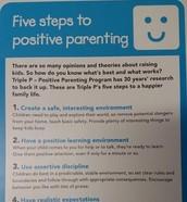 Positive Parenting Program!