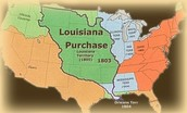 The Louisiana Purchase - 1803
