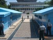 Border Between North and South Korea