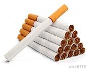 No debes fumar.