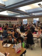 Enjoy a meal with your student!
