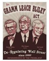 The 1999 Gramm-Leach-Bliley Act