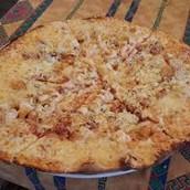 Õhuke pizza
