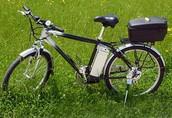 אופניים חשמליים זה לא משחק !