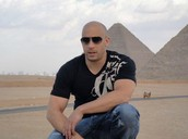 Dad is  played by Vin Diesel