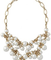 SOLD - Daphne Pearl Necklace