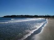 Maine's beaches