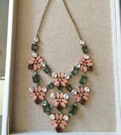 Fleurette Statement Necklace $99.00