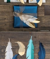 Handsome gift wrapping ideas
