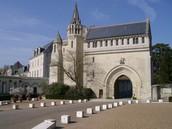 Abbey of Saint Martin Tours