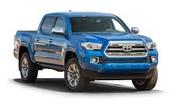 The affordable Toyota Tacoma