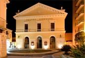 """Il Teatro """"Umberto Giordano"""" a Foggia"""