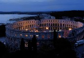 The Pula Arena