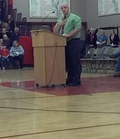 Math Teacher & former US Army Sgt. Chris Schwaller shares a special Veteran's Day message.