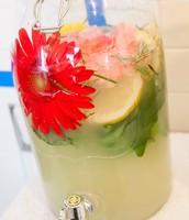Herb Infused Lemonade