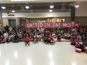 """United in One Nest"""