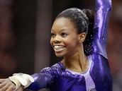 GABBY DOUGLAS is the most influential  female  athlete