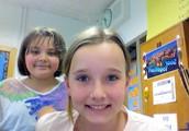 Ava and Julia