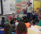 Burlington County Parks Department Classroom Presentation:  Jennifer Bullava