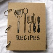 Recipe Booklet!