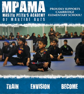 Master Peter's Academy of Martial Arts - Friends of Cambridge