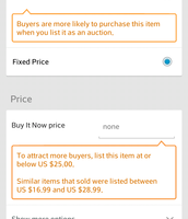 Format and Price