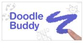 iPad Camera+Doodle Buddy = Easy Characters, Captions, & Cartooning!