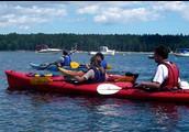 Kayaking October 2 at 1 pm