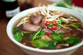 Vietnam (Traditional) Food: Pho
