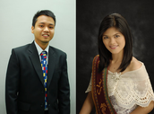 Jed Sy and Anna Dipasupil
