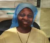 Ms. Adetunji (aka Sister Mary)