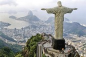Christ the redeemer welcomes you with open arms