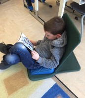 Independent reading is an important everyday part of K-5 literacy